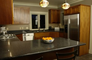 kitchen cabinets in a pasadena home
