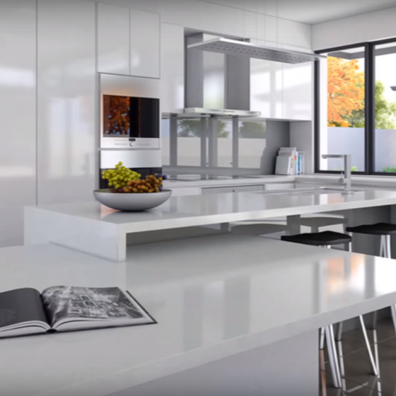 modern valencia kitchen